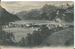 BRUNNEN   (  SUISSE ) - SZ Schwyz