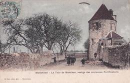 MONTMIRAIL - La Tour De Montléan, Vestige Des Anciennes Fortifications - Montmirail
