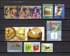 Eslovenia   2005-2006  .-  Y&T  Nº   486/487-490/491-492/493-513-516/517-531/532 - Eslovenia