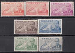 1939  Edifil Nº  880 / 865  MNH. - 1931-50 Neufs