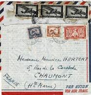 TP Entre N° 1161 Et 170 + PA 11 D'Indochine Sur Enveloppes De Saïgon - Viêt-Nam