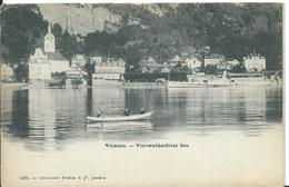 **  VITZNAU (  SUISSE )   VIERWALDSTATTER SEE - LU Lucerne