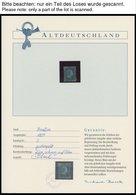 SAMMLUNGEN,LOTS O,**,* , Sammlung Altdeutschland In 2 Borek Spezialalben, über 150 Seiten Mit Meist Kleineren Und Mittle - Collections