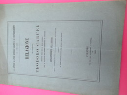Botanique/sopraintendente Dell' Istituto Sulla Sistemazione Delle Collezioni Botaniche/Teodor CARUEL/Firenze/1881 MDP118 - Oude Boeken