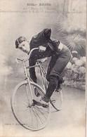 CPA Kléber BOJON Sur Durandal Wohler Concessionnaire P. LAURENT à (47) VILLENEUVE Sur LOT Vélo Bicyclette  (2 Scans) - Cirque