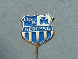 LIST 119 - HANDBALL CLUB ORK BEOGRAD, BELGRADE, SERBIA - Handball