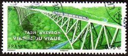 Oblitération Cachet à Date Sur Timbre De France N° 5247 - Viaduc Du Viaur Tarn - Aveyron - France