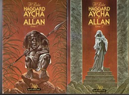 AYCHA ET ALLAN De Rider HAGGARD Editions NEO 1982. Tirage Limité VOIR SCANS - Fantastici