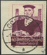 Dt. Reich 564 BrfStk, 1834, 40 Pf. Stände, Prachtbriefstück, Mi. 90.- - Deutschland