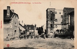 Granges - Le Bourg  - - Autres Communes