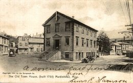 THE OLD TOWN HOUSE MARBLEHEAD - Otros