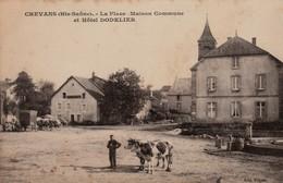 Crevans  - Hôtel Dodelier - Autres Communes
