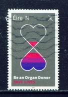 IRELAND  -  2019 Organ Donation 'N'  Used As Scan - 1949-... Republic Of Ireland