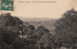 Vallée Vers Secenans  - Vue Prise De Granges - Le - Bourg - Autres Communes