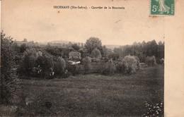 Secenans  - Quartier De La Beurrerie (rare) - Autres Communes