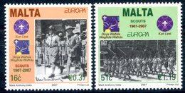 Europa 2007 - Malte Malta ** - Europa-CEPT