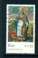 IRELAND  -  2018 St Patrick's Day 1.35 Euro  Used As Scan - 1949-... Republic Of Ireland