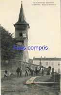 54 - Domèvre - Eglise Et Presbytère - 1915 - Domevre En Haye