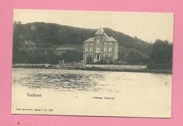 C.P. Godinne = Château  CHAUVAU - Yvoir