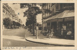 Paris  Avenue De Suffren - Frankreich