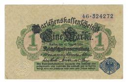 Germany 1 Mk. 1914. P-52. Aunc. - [ 2] 1871-1918 : Impero Tedesco