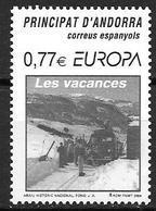 Andorre Espagnol 2004 N°302 Neuf Europa Vacances - Nuovi