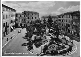 Roccastrada (Grosseto). Piazza A. Gramsci. Insegna Sali E Tabacchi A Sinistra. - Grosseto