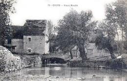 Cours-la-Ville - Le Vieux Moulin - Très Beau Plan Animé - Cours-la-Ville