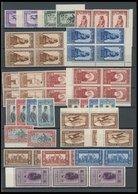 ÄGYPTEN **, Postfrische Dublettenpartie Von 1926-44, Fast Nur Prachterhaltung, Mi. (für *) 670.- - Egipto