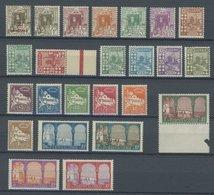ALGERIEN 34-57 **, 1926, Landschaften, Postfrischer Prachtsatz - Algerien (1962-...)