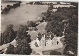 Nièvre : AZY  Le  VIF  : Vue  Du  Château  D Ela Prosle Et  Son  étang - Autres Communes