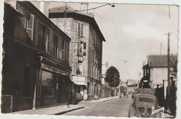 Val De  Marne : VILLENEUVE SAINT  GEORGES :   Café  Tabac A.  Bacquerisse   (  Voiture  ) - Villeneuve Saint Georges