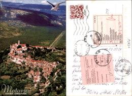 MOTOVUN,CROATIA POSTCARD - Kroatien