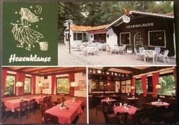 Ak Deutschland - Bad Harzburg - Cafe - Restaurant - Bad Harzburg