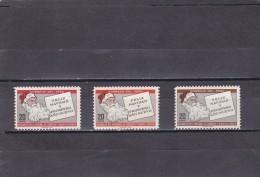 Peru Nº 510 Al 512 - Perú
