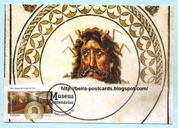 PORTUGAL - CENTENNARY MUSEUMS ARCHELOLOGY  HISTORY MAXIMUM CARD - Maximumkaarten