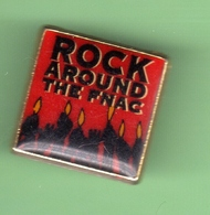 ROCK AROUND THE FNAC *** 1019 - Música