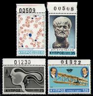 CYPRUS 1978 - Set MNH** - Unused Stamps