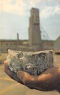 AMIANTE BRUT Thelford Mines Quebec CANADA Centre Mondial De L Amiante REPRO 11(scan Recto-verso) MA474 - Zonder Classificatie