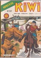 SPECIAL KIWI 107. Juin 1986 - Kiwi