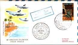 12201a) F.DC.   50^crociera Atlantica-29812-01-1 - Morocco (1956-...)