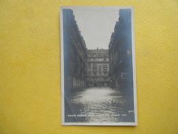 PARIS. Les Inondations De Janvier 1910. La Rue Emile Gilbert. - Überschwemmung 1910