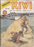 SPECIAL KIWI 110. Mars 1987 - Kiwi