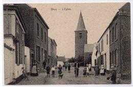 Ghoy , L'Eglise - Lessines