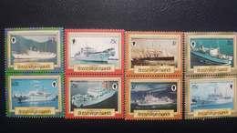 O) 1986 BRITISH VIRGIN ISLANDS - SENTINEL -RETRIEVER - CABLE ENTRERPRISE - MERCURY - RECORDER - PACIFIC GUARDIAN - GREAT - British Virgin Islands