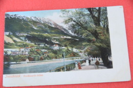 Tirol Innsbruck Ferdinands Allee First Years 1900 NV - Autriche
