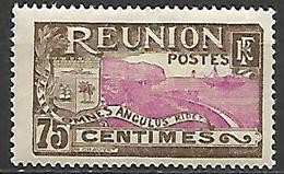 REUNION   -    1928 .   Y&T N° 113 *. - Neufs