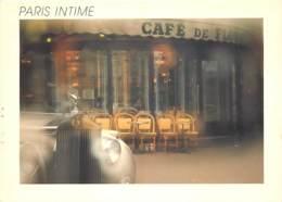 Automobiles - Voitures De Tourisme - Paris Intime - Carlos Spaventa - Le Café De Flore - Rolls Royce - Voir Scans Recto- - Voitures De Tourisme