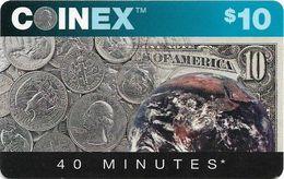 USA - LCI Intl. - Coinex, Coins & Banknotes, 40Min Remote, Used - Otros