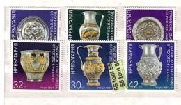1987 Rogazen's Treasure 6v.-MNH  Bulgaria / Bulgarie - Arqueología